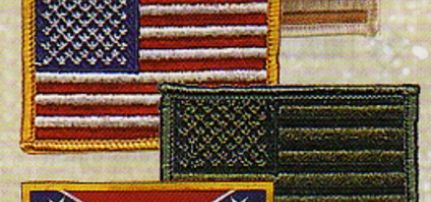 Zászlós Textil Felvarrók US