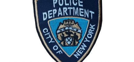 New York Police Felvarró