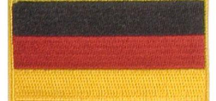Német Zászlós felvarró