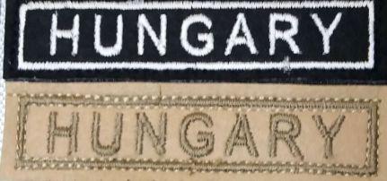 Hungary Felvarró