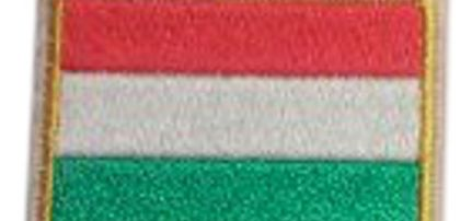 Magyar Zászló felvarró