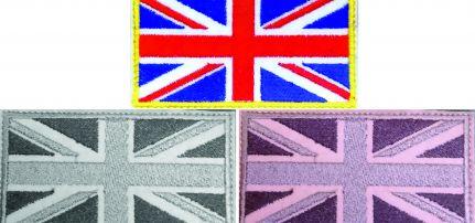 Egyesült Királyság Zászlós felvarró