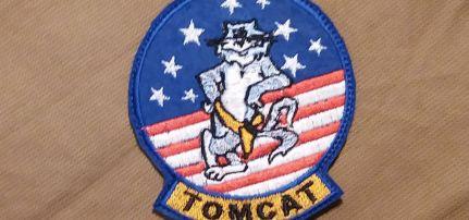 Tomcat felvarró