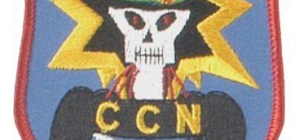 Central Commando felvarró