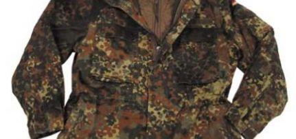 Bundeswehr Parka Bélelt Használt