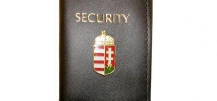 Igazolványtok SECURITY 49/28