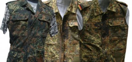 Bundeswehr Mellény