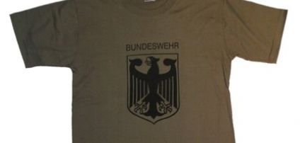 Bundeswehr Póló 2