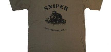 Sniper Póló