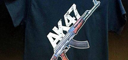 AK 47 Póló