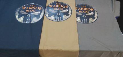 Warrior póló