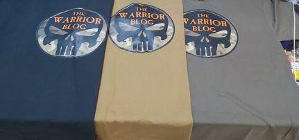 Warrior póló Coyote