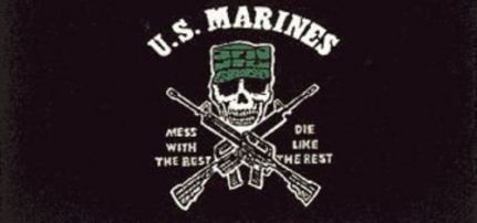 U.S. MC Zászló