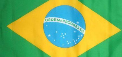 Brazilia Zászló