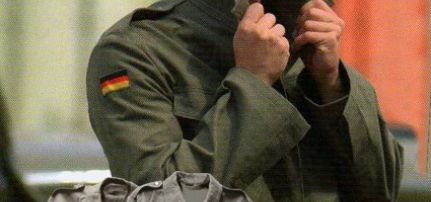 Bundeswehr Használt Zubbony Zöld 1