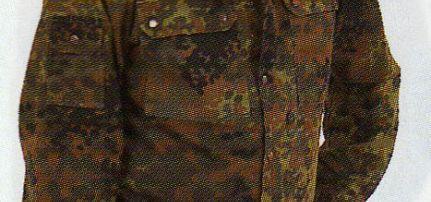 Bundeswehr Zubbony Használt Pontterep