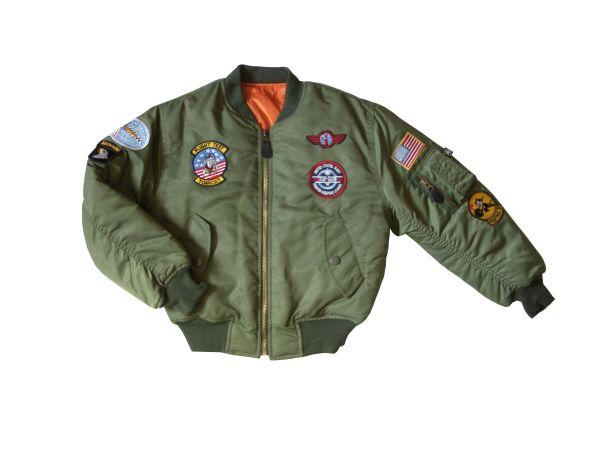 Bomber Dzseki MA1 :: OBSIT MILITARY SHOP